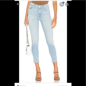Mother the looker crop NWT